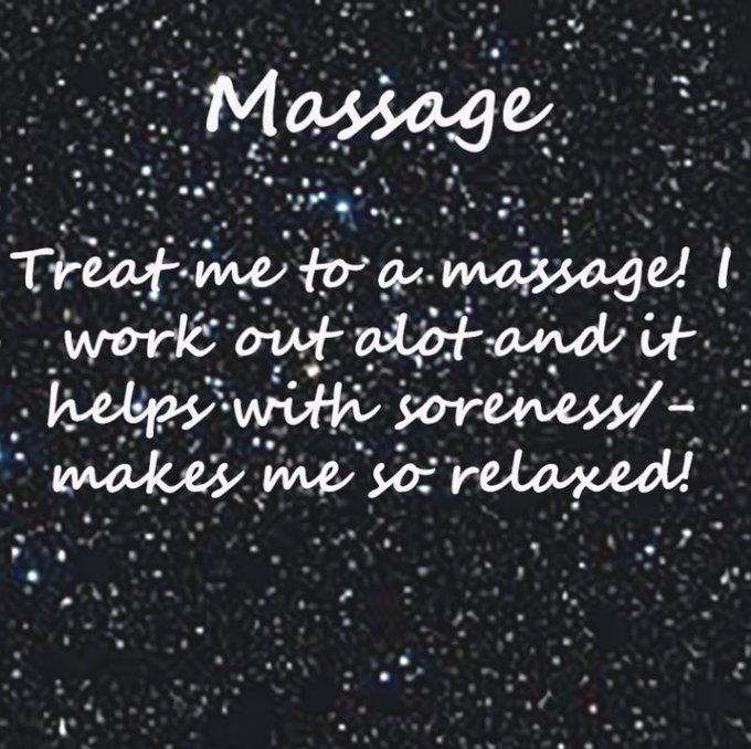 Treat Me to a Massage by @AlannaVcams https://t.co/w7VPuOGTaw @manyvids https://t.co/EG4J2kCO2d
