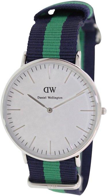 #free #fashion #watches #win #giveaway #np Daniel Wellington Men's Warwick 0205DW Blue Nylon Quartz Watch #rt