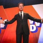 Najib congratulates Mark Rutte on winning the Dutch parliamentary elections