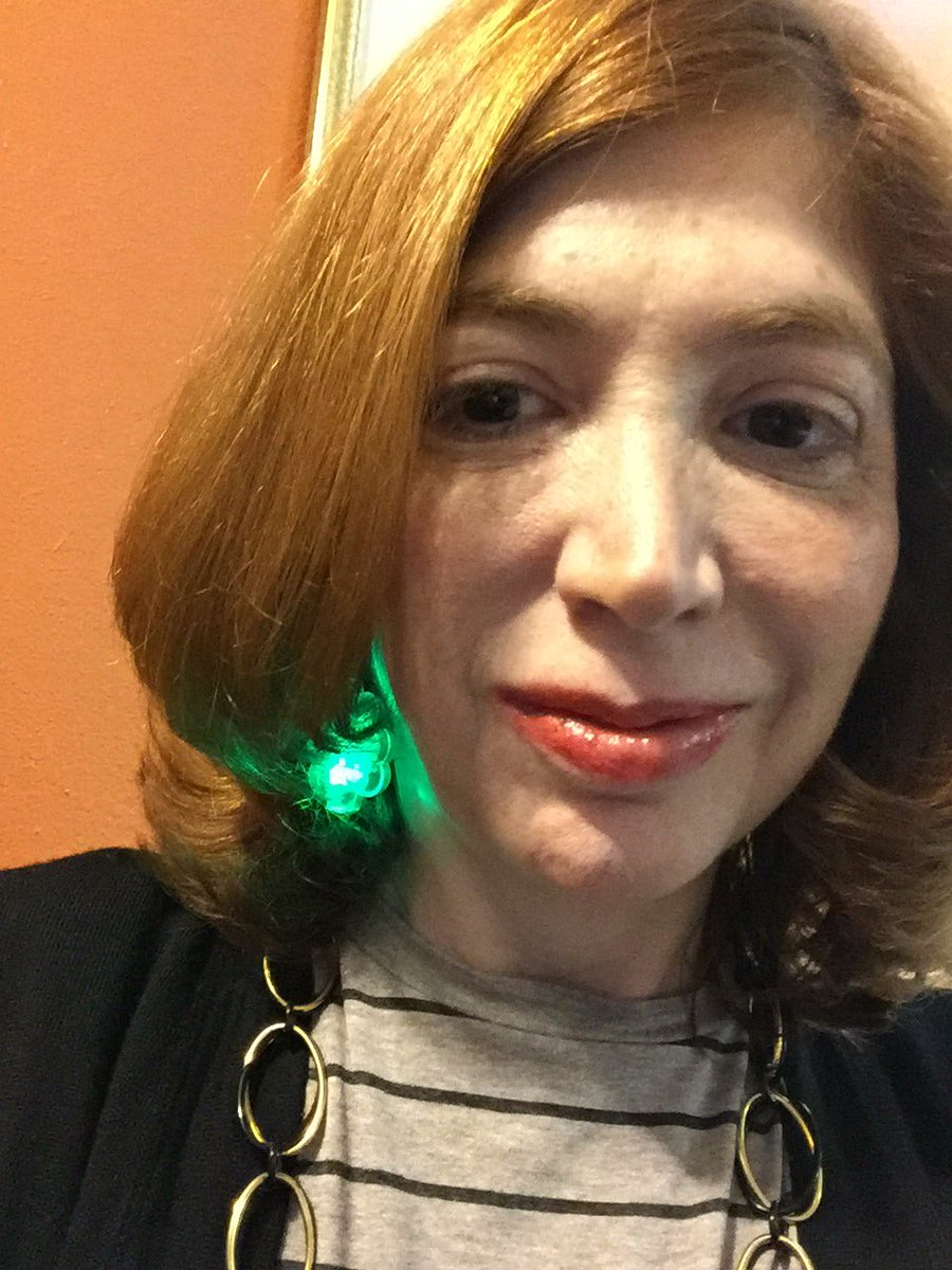 test Twitter Media - Light up earrings for the day that's in it... #StPatricksDay https://t.co/C9BPdnhVF4