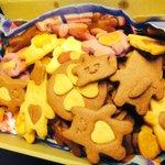 さいぷー夫妻作のクッキーおいしいかわいい〜〜💕😋💕