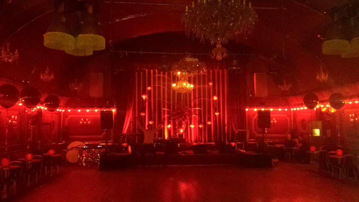 Jive Party, Rivoli Ballroom London's Best Retro Nights