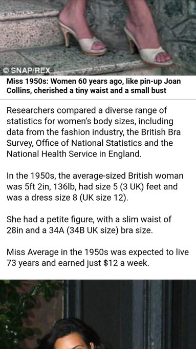 1 pic. Are you a 1950s or 2010s woman  appreciator? https://t.co/Sk8mACpar9