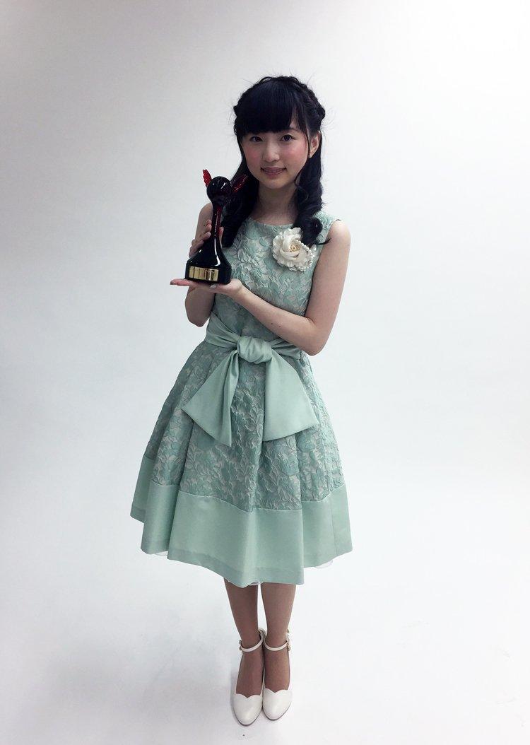 【声優アワード 田中美海さんが新人賞を受賞しました!】本日開催の声優アワードにて、田中美海さんが新人賞を受賞しました!本