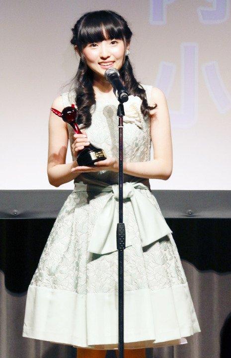 第11回声優アワード:田中美海が新人女優賞 「これから恐れずに進んでいく」  #声優アワード #田中美海 #WUG #W