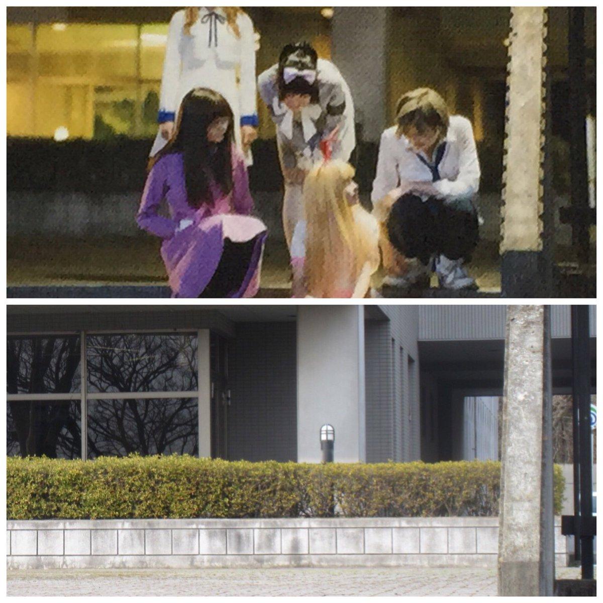 ドラマ・映画『咲-saki-』公式ビジュアルガイドが販売になったので、小美玉市生涯学習センターを再訪して来ました。試合後