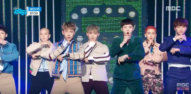 WATCH: #BTOB Makes Comeback With 'Movie' On 'Music Core'  https://t.co/KoCpzd9Qr4 by #BTOBDailyTH via @c0nvey https://t.co/N6YeNvkBTd
