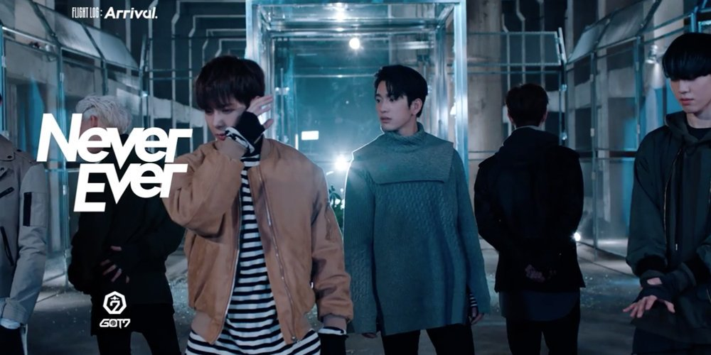 GOT7 drop choreography MV of 'Never Ever'!  https://t.co/YaAoCx9NXl by #allkpop via @c0nvey https://t.co/maDuPLoeF7