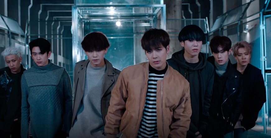 "WATCH: #GOT7 Releases Sleek Choreography MV For ""Never Ever""   https://t.co/4aFi6qPisG by #soompi via @c0nvey https://t.co/9ret0VYo1L"