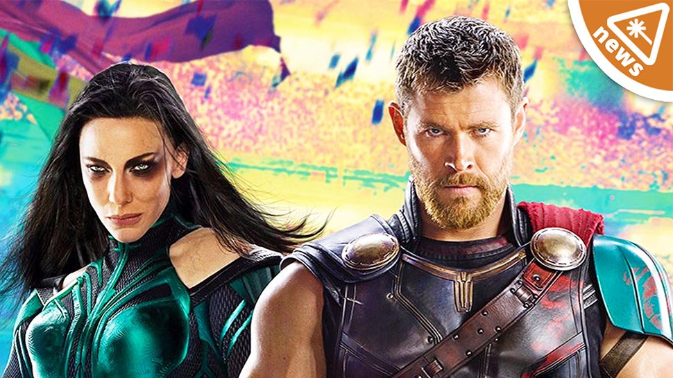 What does #Thor's new look mean for #Ragnarok? We have a few thoughts: https://t.co/Gu99KX7Poo �� https://t.co/Mw3tBXswyi