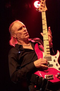 Happy Birthday, Billy Sheehan !