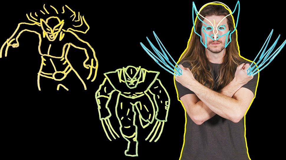 X-23's dual claws are deadlier than #Logan's three https://t.co/vIx1fi6m9c #BecauseScience https://t.co/5TS16XgAmc
