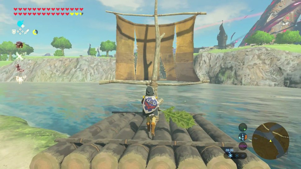 You can build an airship in #ZeldaBreathOfTheWild! https://t.co/0uMSv3mANq https://t.co/1hEkTkwzO1