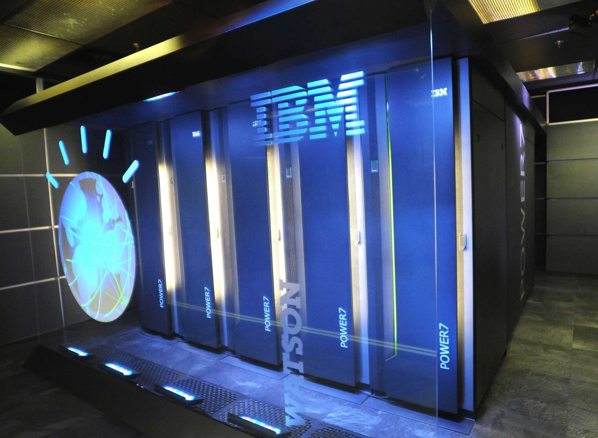 Scientists had to delete Urban Dictionary's data from the memory of IBM's Watson, because it was learning to swear in its answers.