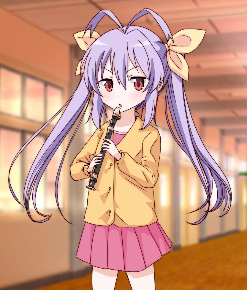 「宮内れんげ(のんのんびより)」お題箱より、ありがとうございますにゃんぱす~っ!これから練習するのん!