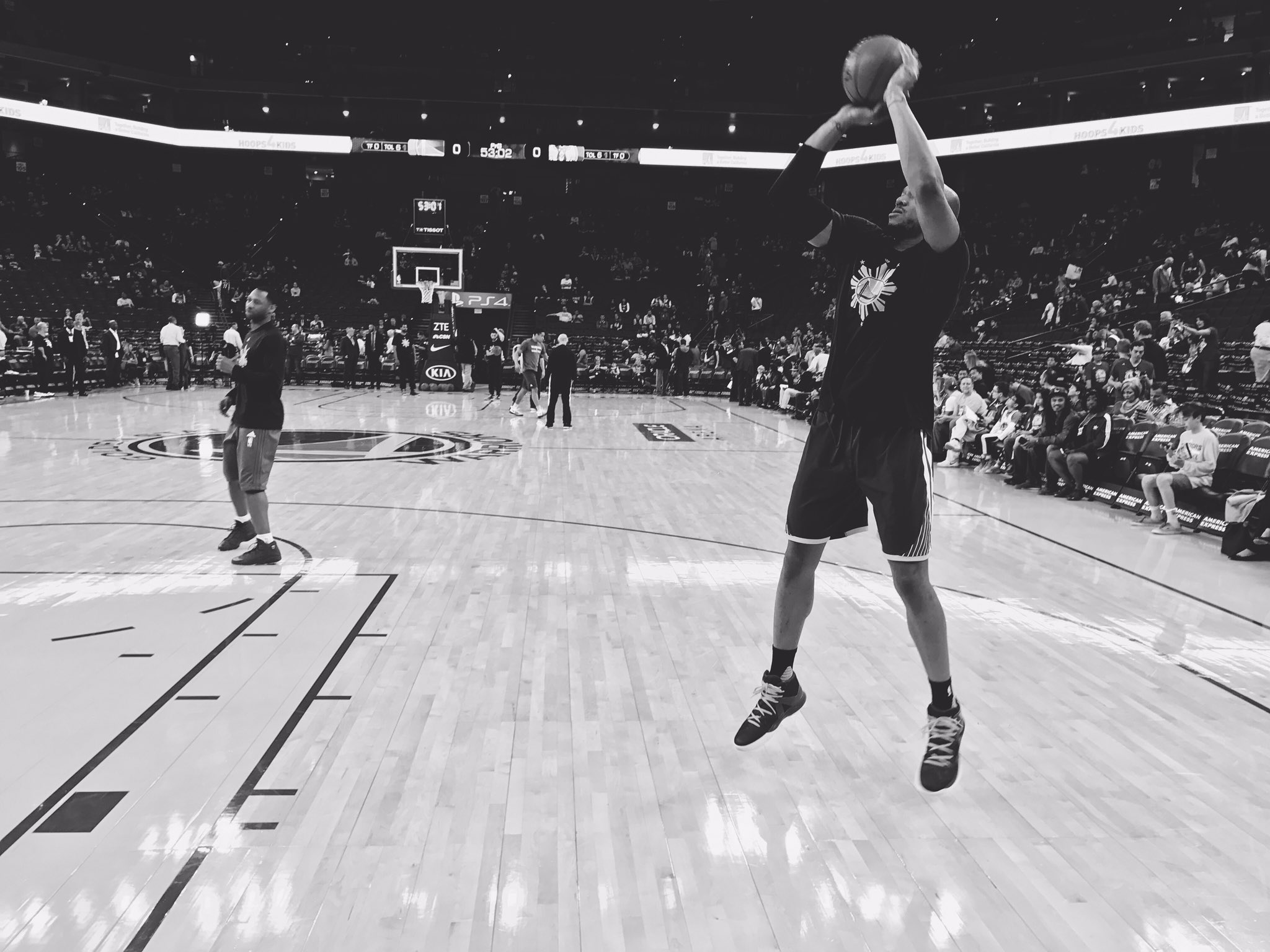 #WarriorsFHN x #SlateNight https://t.co/tsyupPS1Y3