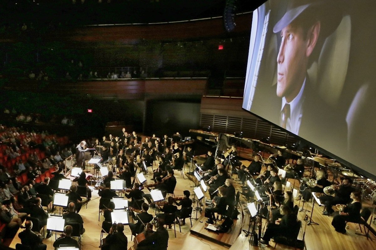 Indiana Jones gets the gold - at the orchestra
