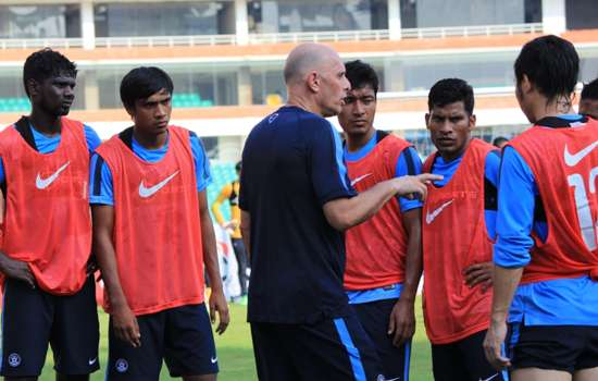 Indian National Football Team: Stephen Constantine announces 24-man squad for Cambodia and Myanmar matches