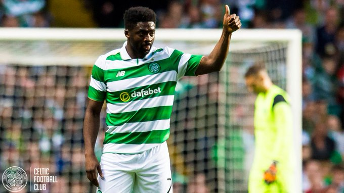 """  36 today! Happy birthday to Hoops defender, Kolo Toure. big msn"