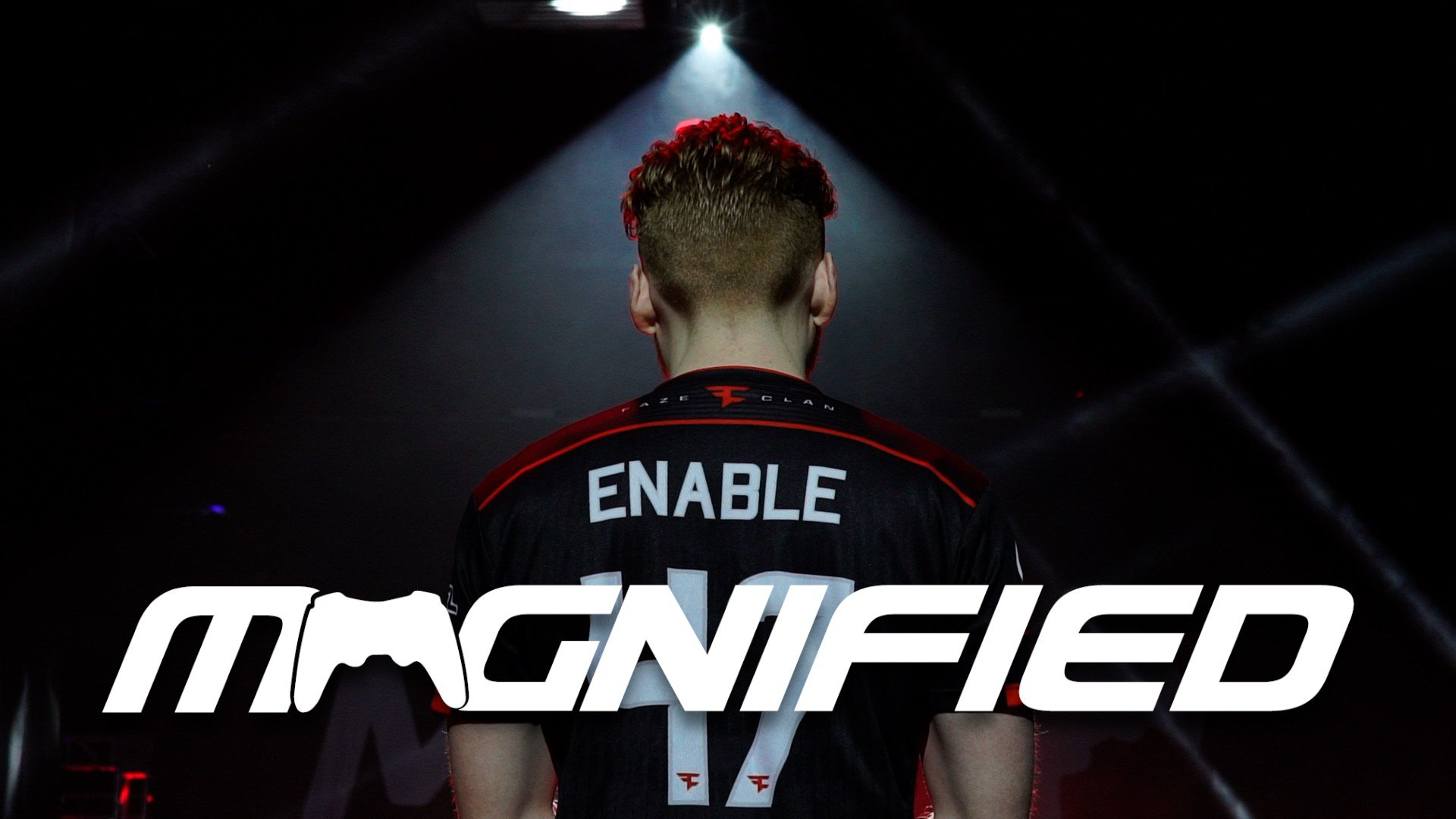 12 Years, 8 games, 9 championships. @Enable has no excuses. Do you?  https://t.co/yg6J8iZEDc // #CWLDallas https://t.co/ggr021p5H2