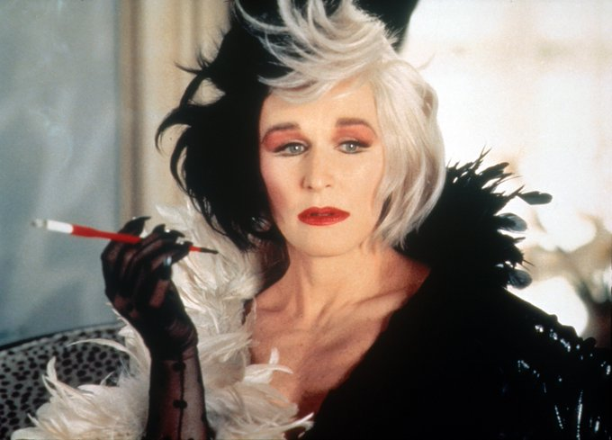 Happy Birthday to Glenn Close, who turns 70 today!