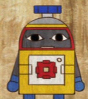 メジェド様ヘボット好き