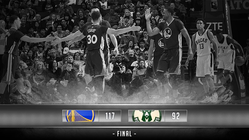 55-14. #DubNation #SlateNight #WarriorsFHN https://t.co/hNErK468M8
