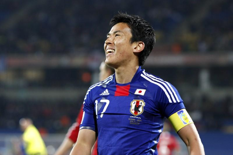 Injured Japan skipper Hasebe to miss World Cup qualifiers