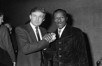 Donald Trump and Chuck Berry https://t.co/AmrUcE7jM5