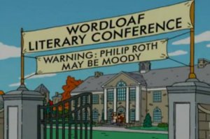Happy Birthday Philip Roth who turns 84 today.