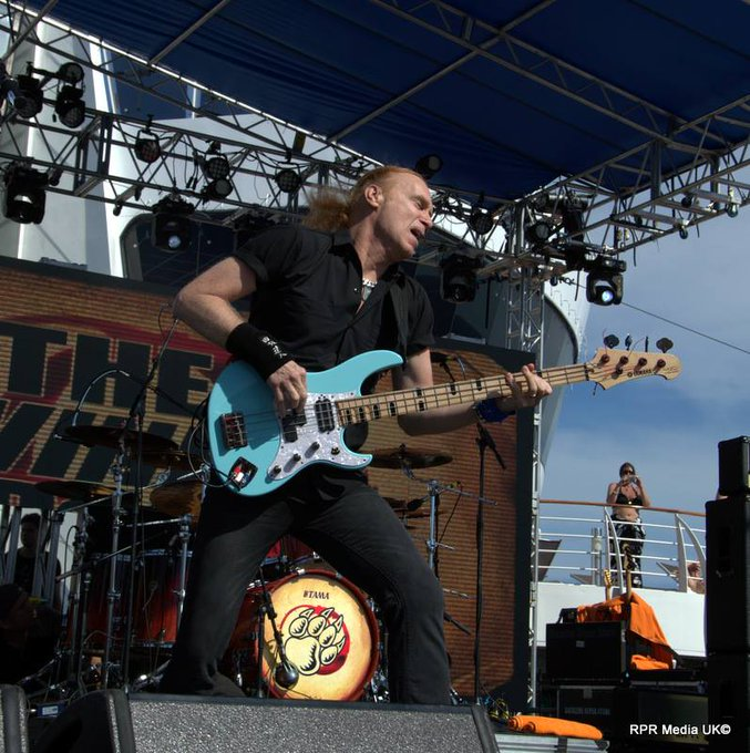 Happy birthday Billy Sheehan