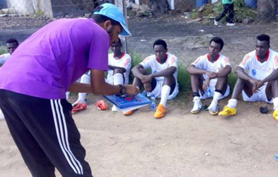 Mosca suffer defeat in Mombasa