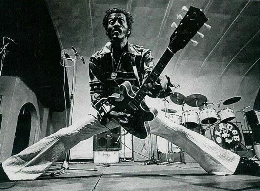 Thanks Chuck Berry https://t.co/tLn1AFm9mH