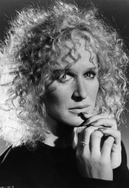 Happy birthday to glenn close who terrified men and children all over the world and looked good while doing so
