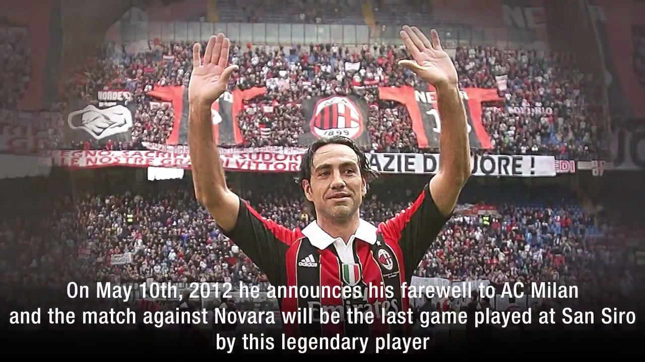 Let's celebrate @Nesta's birthday with a look back at his legendary career in the red&black! 🎉🎂🔝 How would you describe him in one word? ❤⚫ https://t.co/fPHwje8K7Z