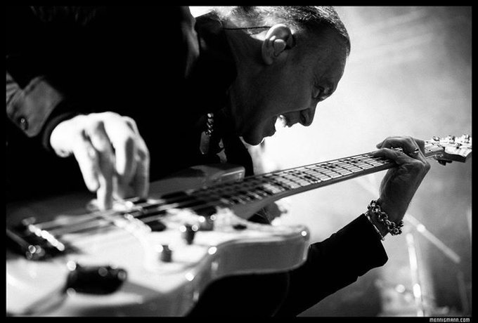 Happy birthday Billy Sheehan! Enjoy, whatever you do today...  ...and Billy Sheehan, too.