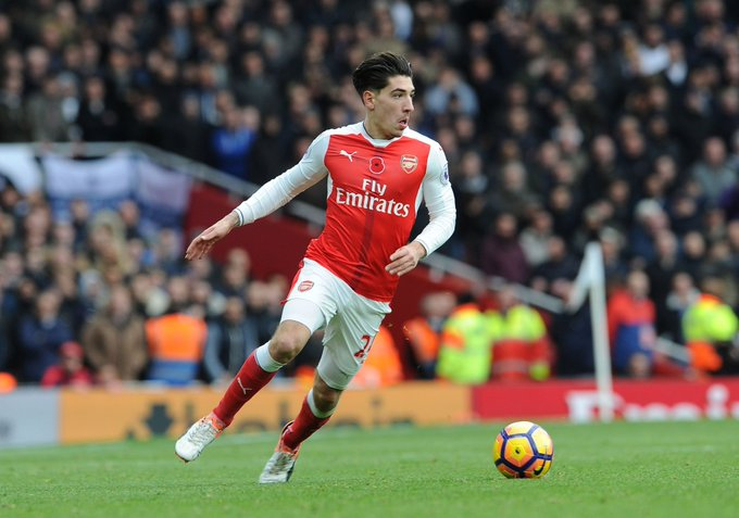 Happy Birthday Héctor Bellerín !!!