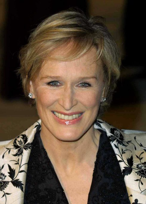 Happy birthday, Glenn Close! Born 19 March 1947 in Greenwich, Connecticut