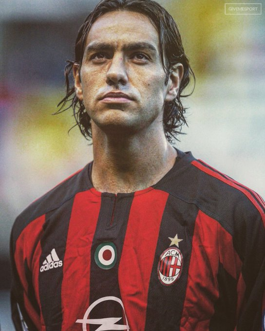 Happy birthday Alessandro Nesta! What a defender, what a player, what a career. Absolute legend.