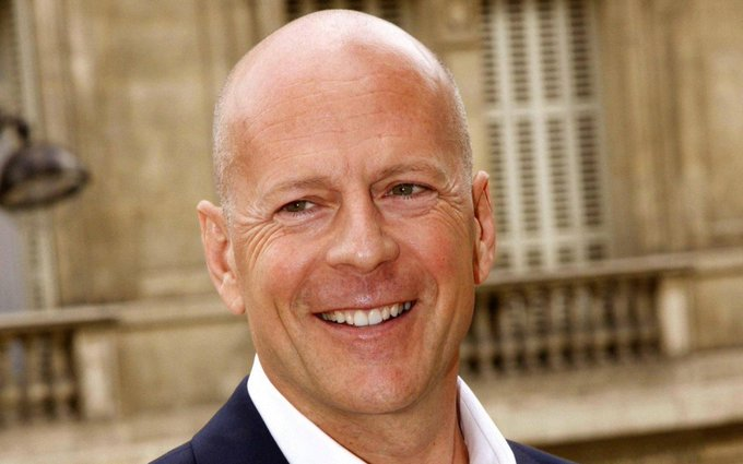 Happy Birthday to Bruce Willis! Turnes 62 today!