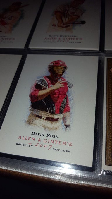 Happy birthday, David Ross!