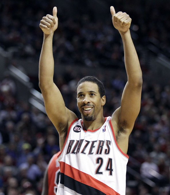 Happy Birthday Andre Miller