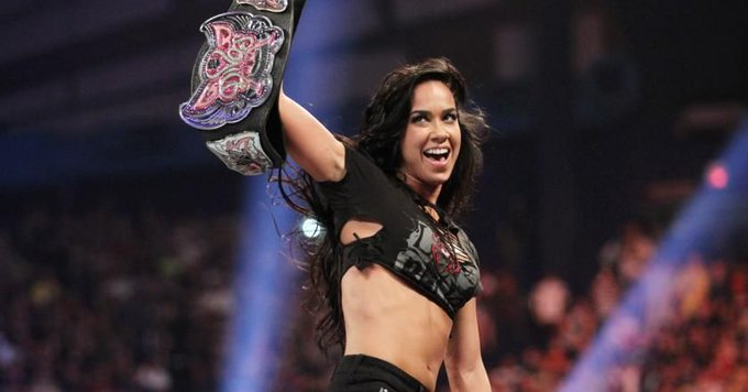 CagesideSeats This Day in Wrestling History (Mar. 19): Happy Birthday AJ Lee!