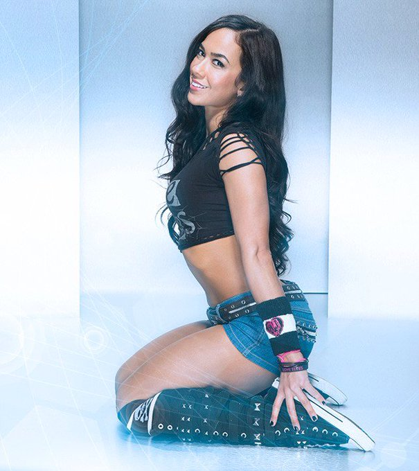 Happy Birthday to the One and Only AJ LEE!