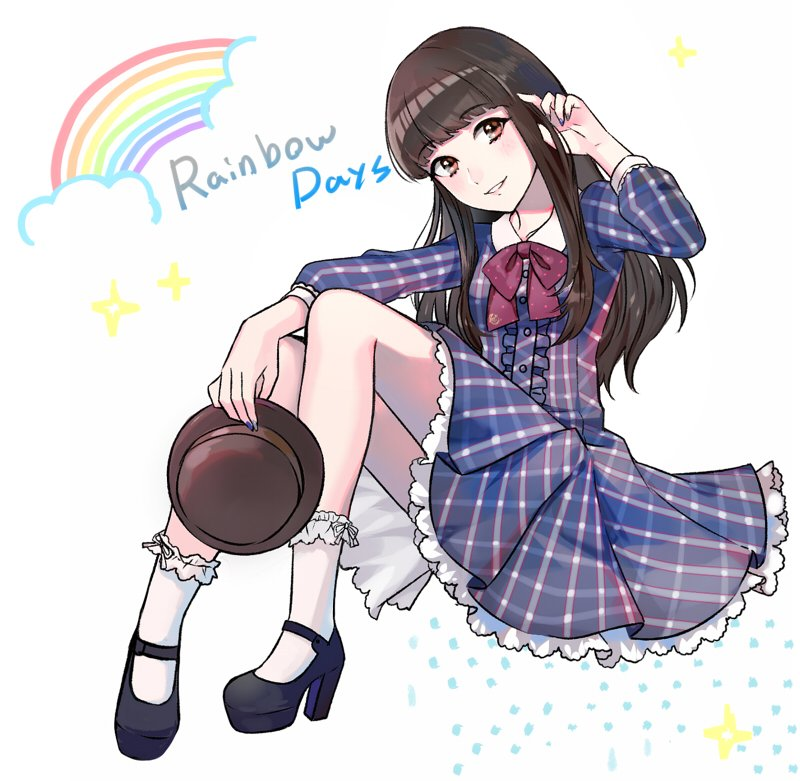 松井恵理子様の1stLive最高でした~~~!!!!;;;;#RainbowDays#にじようび