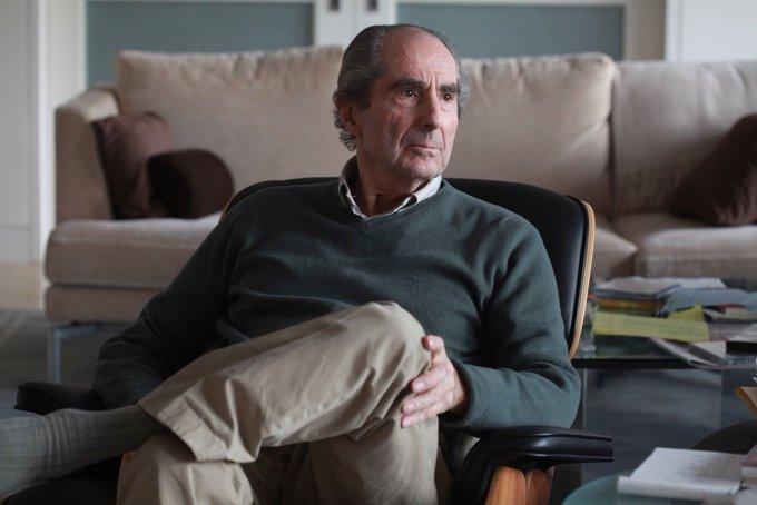 Happy 84th birthday Philip Roth