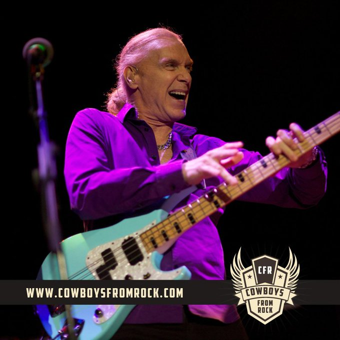 Feliz Cumpleaños / Happy Birthday Billy Sheehan