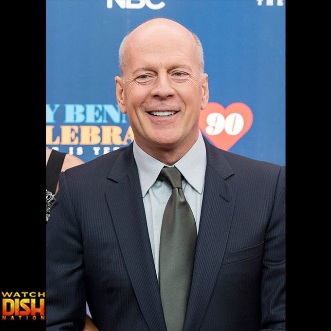 Happy 62nd to Bruce Willis