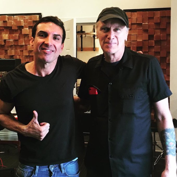 Happy Birthday to the Mighty Billy Sheehan !!!