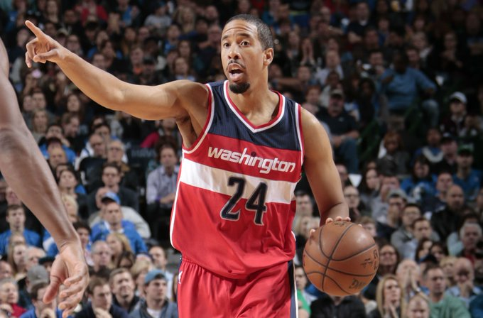 Happy birthday to former Wizard, Andre Miller! Help us wish him well!